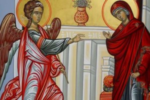 Ο Ευαγγελισμός της Θεοτόκου - Η Υμνογραφία του Ευαγγελισμού