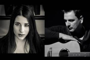 Η Εύη Κουτσαυτάκη και ο Σίμος Μαρίνος Live στο Καφωδείο Ελληνικό // Τρίτη 8.1, 22:30
