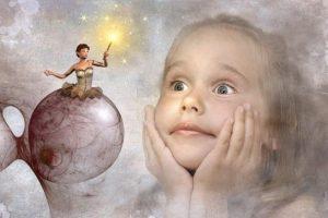 «Η αξία της φαντασίας για το παιδί...» της Μαρίας Σκαμπαρδώνη