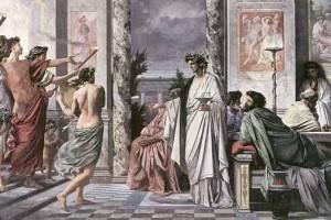 «Σύγχρονα… αρχαιοελληνικά έθιμα» της Αντιγόνης Καρύτσα