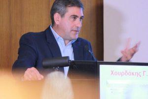 Το Εθνικό Δίκτυο Ιατρικής Ακριβείας στην Ογκολογία παρουσίασε ο Γιώργος Χουρδάκης