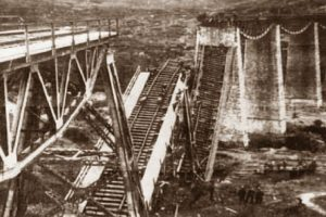 Η ανατίναξη της γέφυρας του Γοργοποτάμου, Νοέμβριος 1942