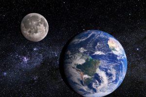 Γη και Σελήνη: Μία άρρηκτη σχέση