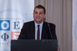 Ο Πρόεδρος της ΟΕΦΕ, Γιάννης Βαφειαδάκης, για τα παράνομα δια ζώσης ιδιαίτερα μαθήματα