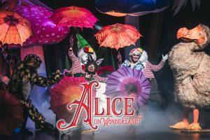 «Η Αλίκη στη Χώρα των Θαυμάτων» του Lewis Carroll σε online streaming