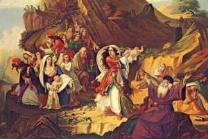 Η επανάσταση του 1821 μέσα από την ποίηση