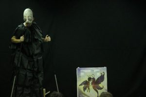 «Η Πεντάμορφη και το… Ιπτάμενο Τέρας» στον πολυχώρο ΕΝΩ για 3 μόνο παραστάσεις