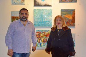 Εγκαίνια της ομαδικής εικαστικής έκθεσης «η Τέχνη, ο Εαυτός μου»