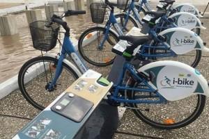 Νέος σταθμός μίσθωσης κοινόχρηστων ποδηλάτων «i-bike» στη Θεσσαλονίκη