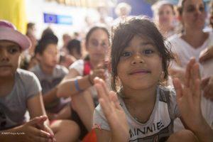 «Όλοι μαζί μια αγκαλιά» Μεγάλη Διαπολιτισμική Γιορτή UNICEF