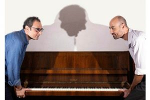 «Δύο συνθέτες σ' ένα πιάνο»: Ο Γιώργος Καγιαλίκος και ο Νεοκλής Νεοφυτίδης στον ΙΑΝΟ της Αθήνας