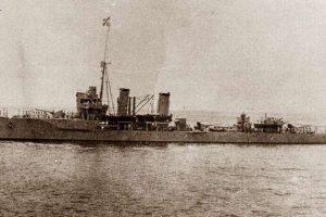 Ο τορπιλισμός της «Έλλης» – 15 Αυγούστου 1940