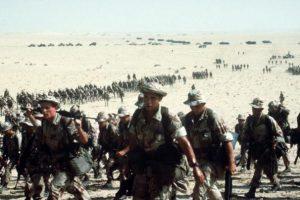 «Η επιχείρηση Καταιγίδα της Ερήμου - 17 Ιανουαρίου 1991» της Αντιγόνης Καρύτσα