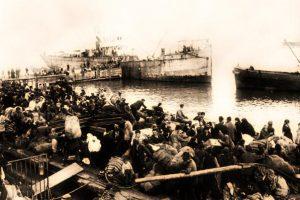 Η Καταστροφή της Σμύρνης, Σεπτέμβριος 1922