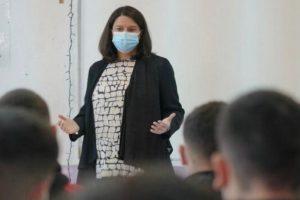 Επισκέψεις Κεραμέως σε Σχολεία της Αττικής την πρώτη ημέρα επαναλειτουργίας των Λυκείων