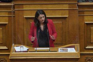 Κεραμέως - Η ομιλία της Υπουργού στην ολομέλεια της Βουλής για το ν/σ: 5 παθογένειες δεκαετιών της ανώτατης εκπαίδευσης