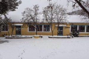 Κλειστά θα παραμείνουν αύριο πολλά σχολεία λόγω παγετού