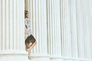 Κλέλια Χαρίση: Συνέντευξη στην Ελληνική Πρεσβεία του Λονδίνου