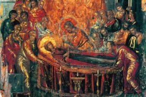 Η Κοίμηση της Θεοτόκου, το «Πάσχα του καλοκαιριού»