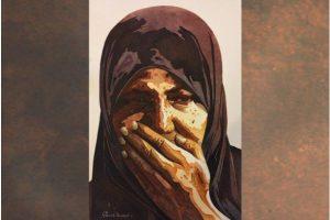 Έκθεση ζωγραφικής του Γιώργου Πολίτη με τίτλο «Ξεριζωμοί» // 14-31.1 @Ζώγια