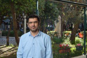 Ο Μάκης Τσίτας υπογράφει το νέο βιβλίο του «Πέντε στάσεις» στον ΙΑΝΟ της Αθήνας