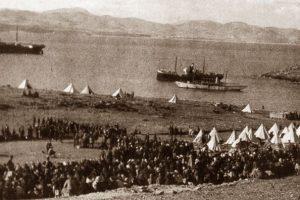 Μακρόνησος, τόπος μαρτυρίου των Ποντίων στη μάνα Ελλάδα
