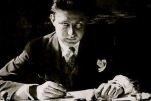 Αφιέρωμα του ΙΑΝΟΥ στον συγγραφέα Μ. Καραγάτση