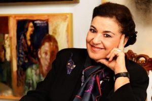 Προσωπικότητες στο Ελληνικό Ίδρυμα Πολιτισμού - Μαρίνα Λαμπράκη Πλάκα