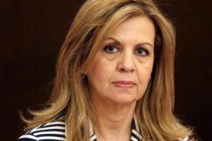 Μερόπη Τζούφη - Ποια είναι η νέα Yφυπουργός Παιδείας, Έρευνας και Θρησκευμάτων