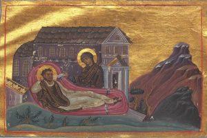 Ρωμανός ο Μελωδός: Εκδήλωση του «Λόγος 7» στην Εθνική Βιβλιοθήκη