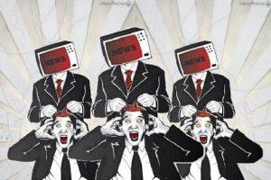 «Τηλεθεατές, καταναλωτές ατυχημάτων» του Θανάση Πάνου