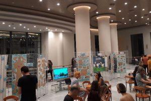 Εκπαιδευτικά προγράμματα του Μεγάρου Μουσικής Θεσσαλονίκης - Η μεγάλη σύναξη των πουλιών