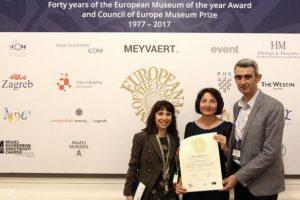Βράβευση του Αρχαιολογικού Μουσείου Ηρακλείου στον ετήσιο διαγωνισμό του European Museum Forum (EMF)