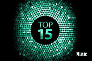 Μουσική - Top 15 // Σεπτέμβριος 2018-Φεβρουάριος 2019
