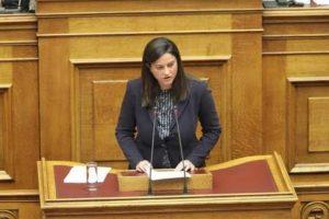 Η πρωτολογία Κεραμέως στη συζήτηση του ν/σ του Υπουργείου Παιδείας στη Βουλή