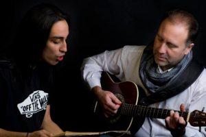 «Ένας δόκιμος στη γέφυρα εν ώρα κινδύνου» σε ποίηση Νίκου Καββαδία και μουσική Δημήτρη Τσιβούλα