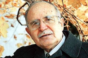 Έφυγε από τη ζωή ο σπουδαίος ποιητής Ντίνος Χριστιανόπουλος