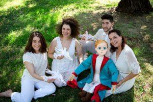 Πρεμιέρα για τον «Μικρό Πρίγκηπα» του Antoine de Saint-Exupéry στη σκηνή του AlteraPars
