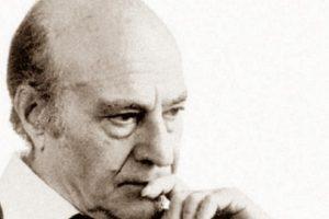 25 χρόνια από την απώλεια του Οδυσσέα Ελύτη - Η Ι. Ηλιοπούλου διαβάζει ένα απόσπασμα από το βιβλίο του ποιητή «Συν τοις άλλοις»