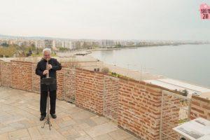 «Όμορφη πόλη»: Ένα βίντεο για τη Θεσσαλονίκη από το Μέγαρο Μουσικής