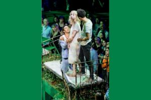 National Theatre Live - Το «Όνειρο Καλοκαιρινής Νύχτας» στο Μέγαρο Μουσικής Θεσσαλονίκης