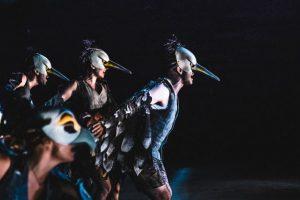 Οι «Όρνιθες» του Αριστοφάνη στο Αρχαίο Θέατρο Επιδαύρου, 7-9 Αυγούστου | Φεστιβάλ Αθηνών& Επιδαύρου 2020