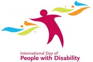 Παγκόσμια ημέρα ατόμων με αναπηρία - 3η Δεκεμβρίου