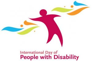 Παγκόσμια ημέρα ατόμων με αναπηρία – 3η Δεκεμβρίου