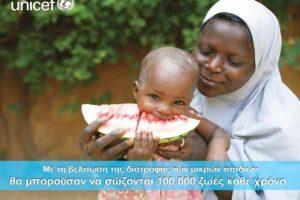 Παγκόσμια Ημέρα Επισιτισμού η 16η Οκτωβρίου