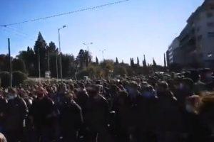 Πανεκπαιδευτικό συλλαλητήριο: Μεγαλειώδεις συγκεντρώσεις σε Αθήνα και Θεσσαλονίκη