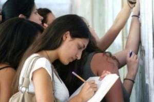 Πανελλαδικές εξετάσεις: κατανομή θέσεων εισακτέων