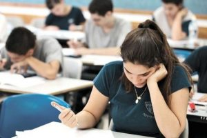 Νέα Ελληνικά Α' Λυκείου, Κριτήριο (νέου τύπου) «Εφηβεία - Νεότητα» – Μη Λογοτεχνικό και Λογοτεχνικό κείμενο