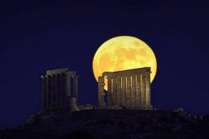 Εκδηλώσεις σε αρχαιολογικούς χώρους και μουσεία για τη βραδιά της πανσελήνου