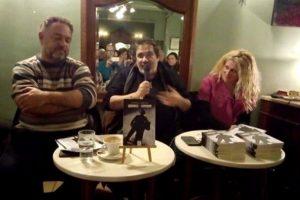 """Παρουσιάστηκε στη Θεσσαλονίκη το """"Film Noir"""" του Αχιλλέα Ε. Αρχοντή"""